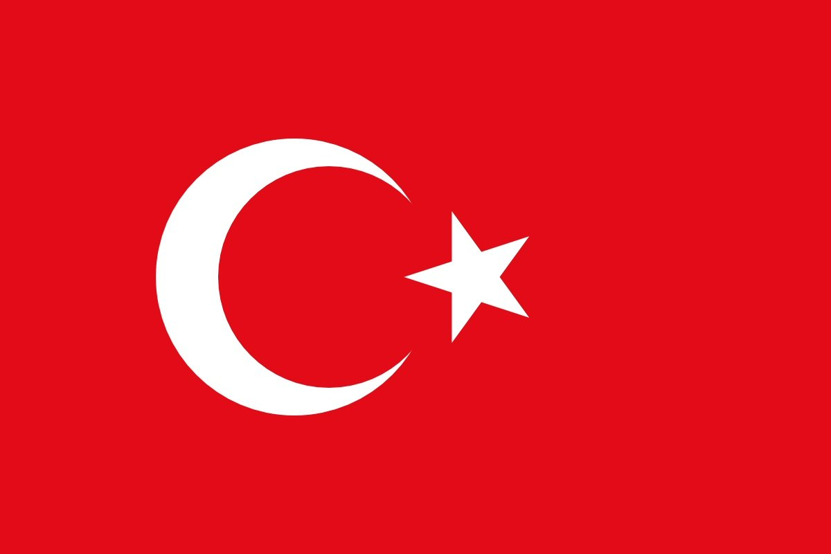 Growing up with Values from Storytelling - Turkey Flag