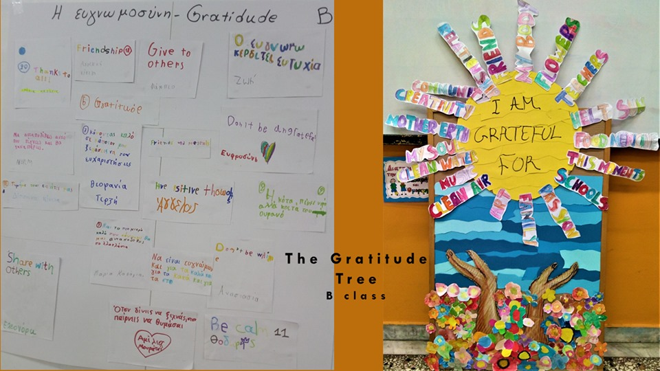 Growing up with values from storytelling - Greece - Gratitude 4