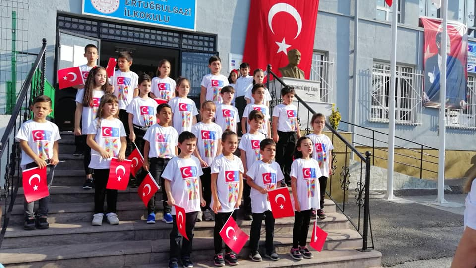 Growing up with values from storytelling - Turkey - Dissemination - Republic Day 3