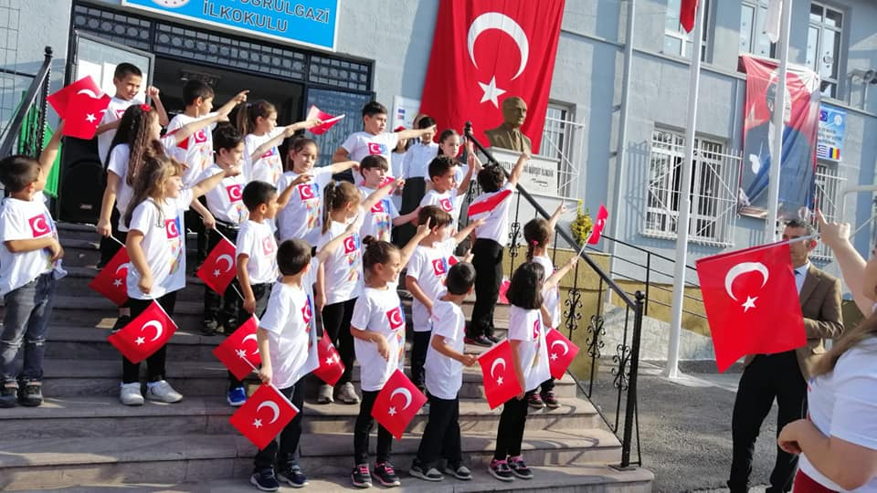 Growing up with values from storytelling - Turkey - Dissemination - Republic Day