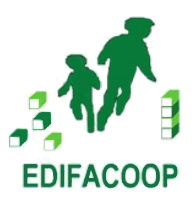 Growing up with Values from Storytelling - Portugal - Edifacoop logo