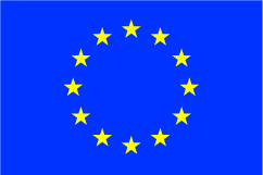 Growing up with Values from Storytelling - EU Flag