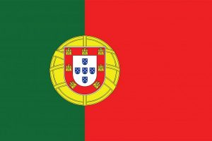 Growing up with Values from Storytelling - Portugal Flag