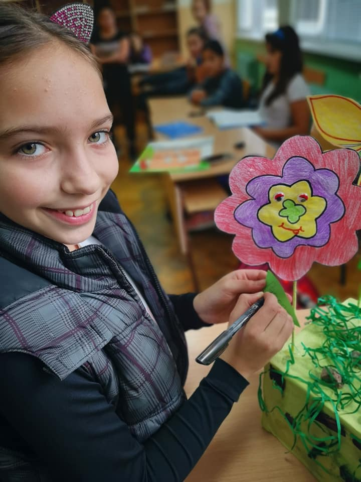 Growing up with values from storytelling - Bulgaria - Jardim dos Valores 6