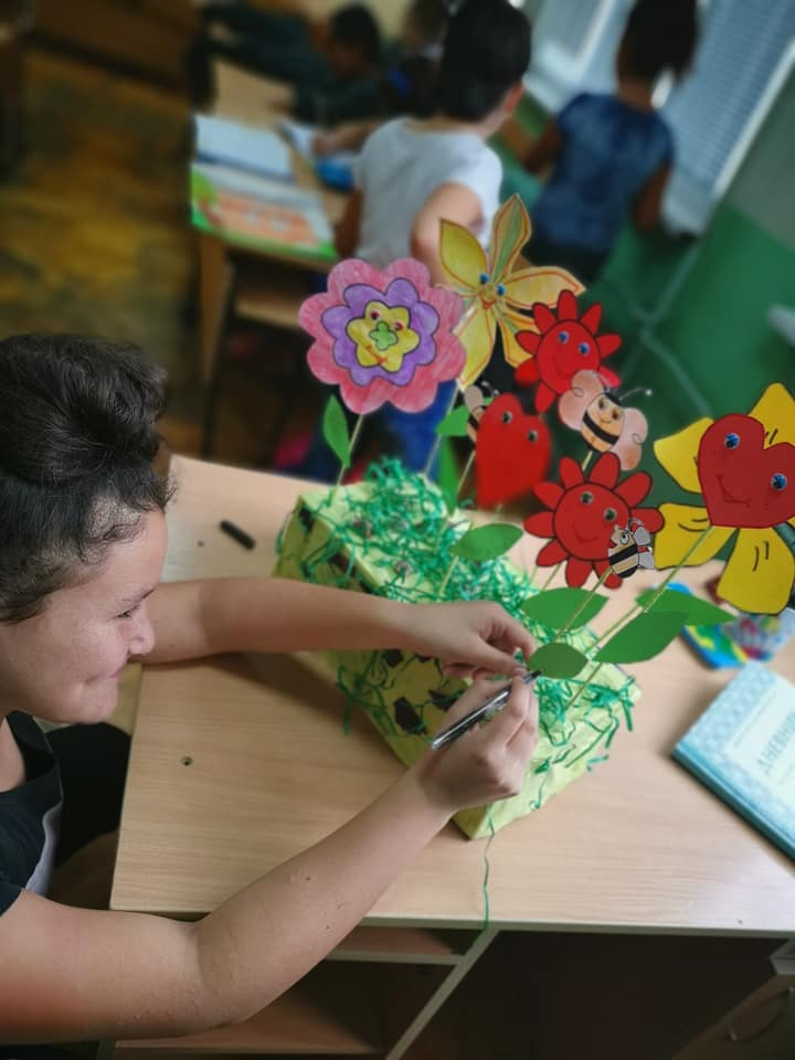 Growing up with values from storytelling - Bulgaria - Jardim dos Valores 7