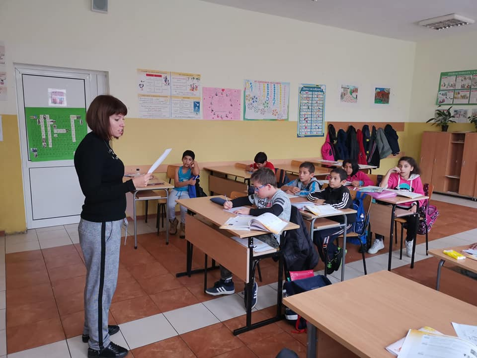 Growing up with Values from Storytelling - Bulgaria - Tolerance - Story about tolerance