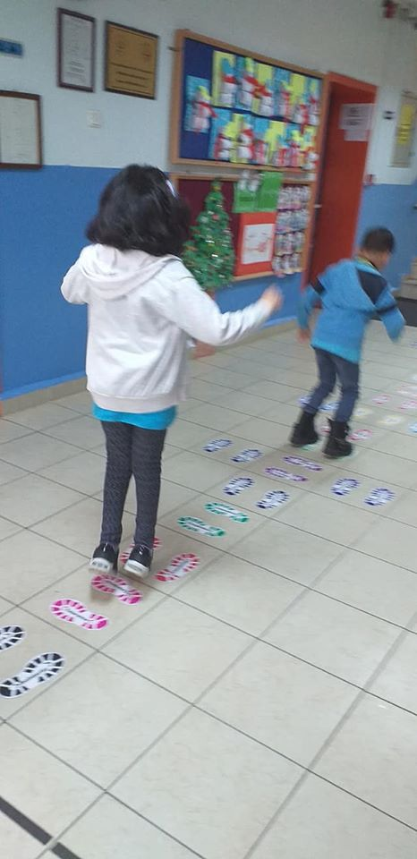 Growing up with Values from Storytelling - Turkey - January 20 - Month of Peace - Game of Values