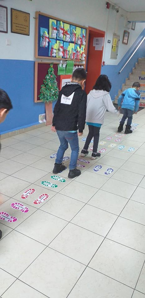 Growing up with Values from Storytelling - Turkey - January 20 - Month of Peace - Game of Values 3