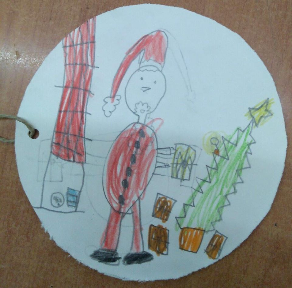 Growing up with Values from Storytelling - Greece - December 19 - Month of Family- Activities