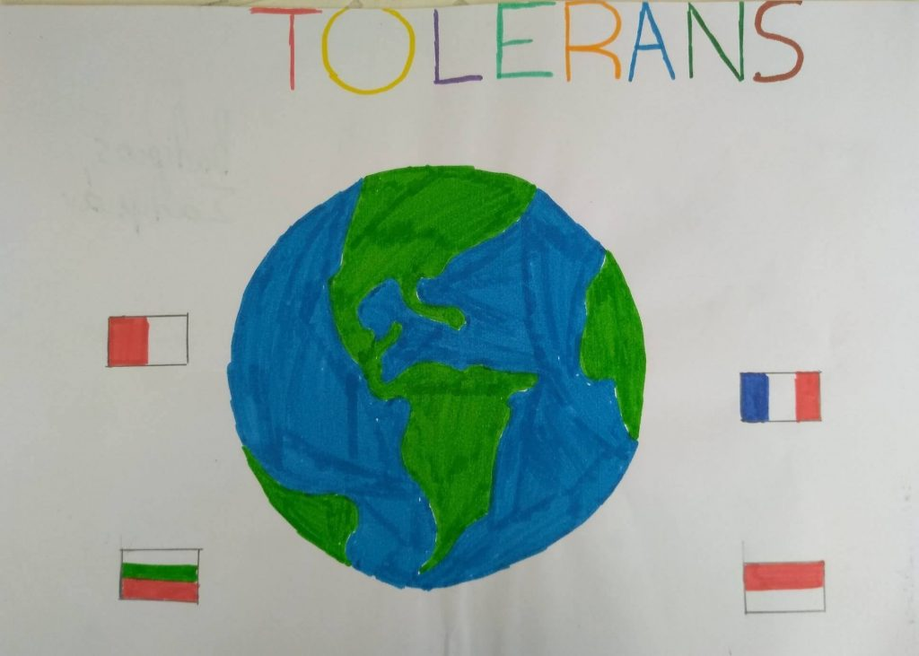 Growing up with Values from Storytelling - Greece - October 19 - Month of Tolerance - Activities