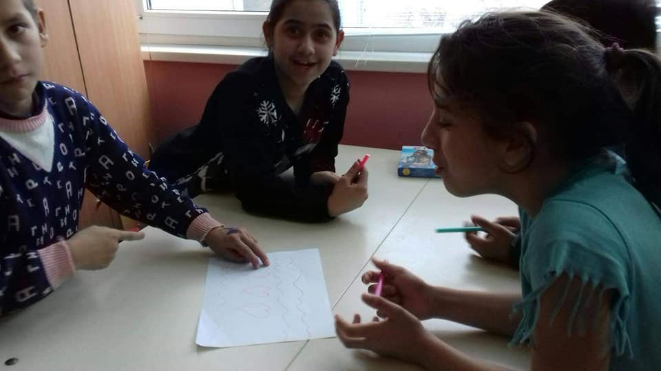Growing up with Values from Storytelling - Bulgaria - January 20 - Month of Peace - Games of Peace