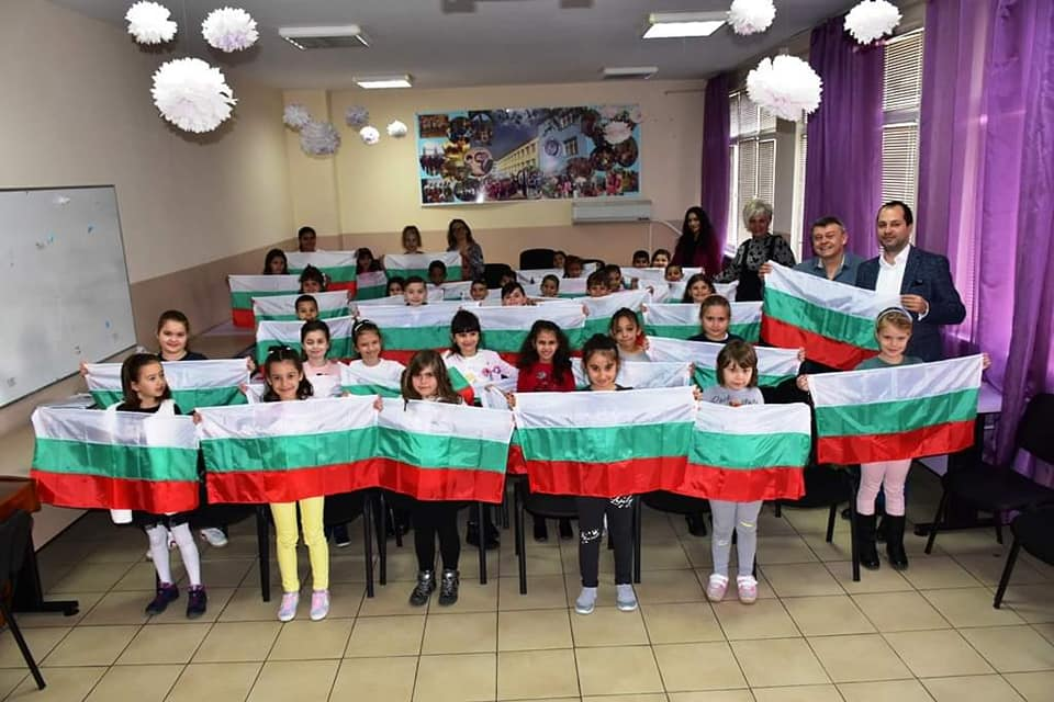 Growing up with Values from Storytelling - Bulgaria - March 20 - Month of Respect - Liberation Day