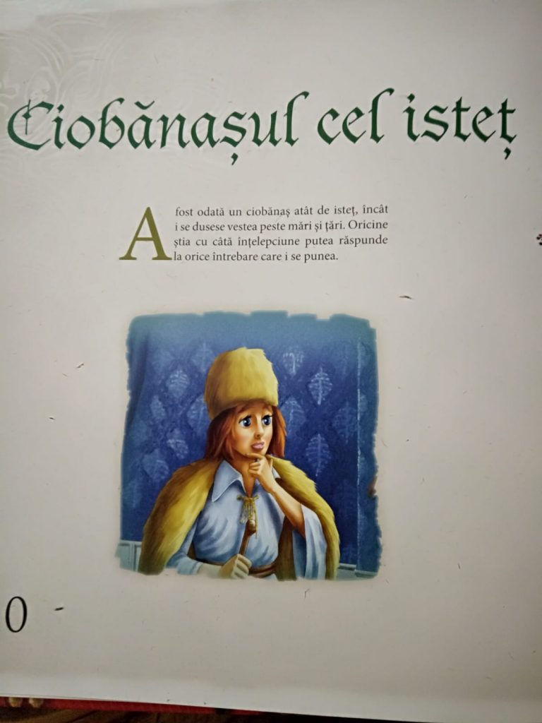 Growing up with Values from Storytelling - Romania - May 20 - Month of Labour - Storytelling activities