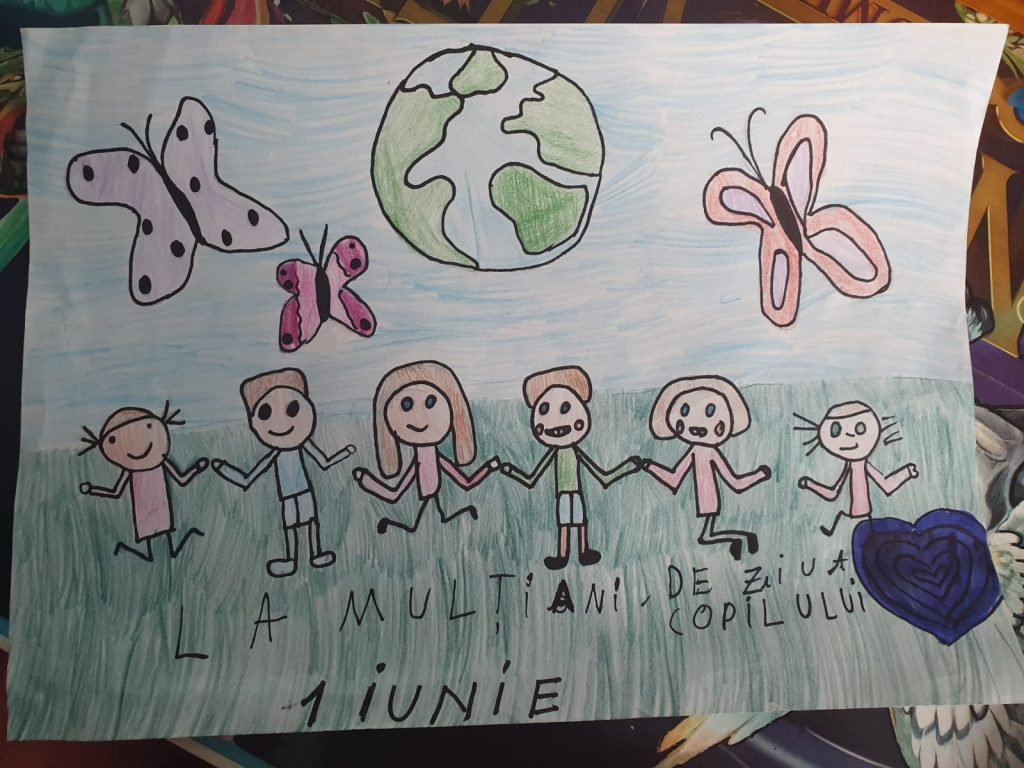 Growing up with Values from Storytelling - Romania - June 20 - Month of Happiness - Children's Rights