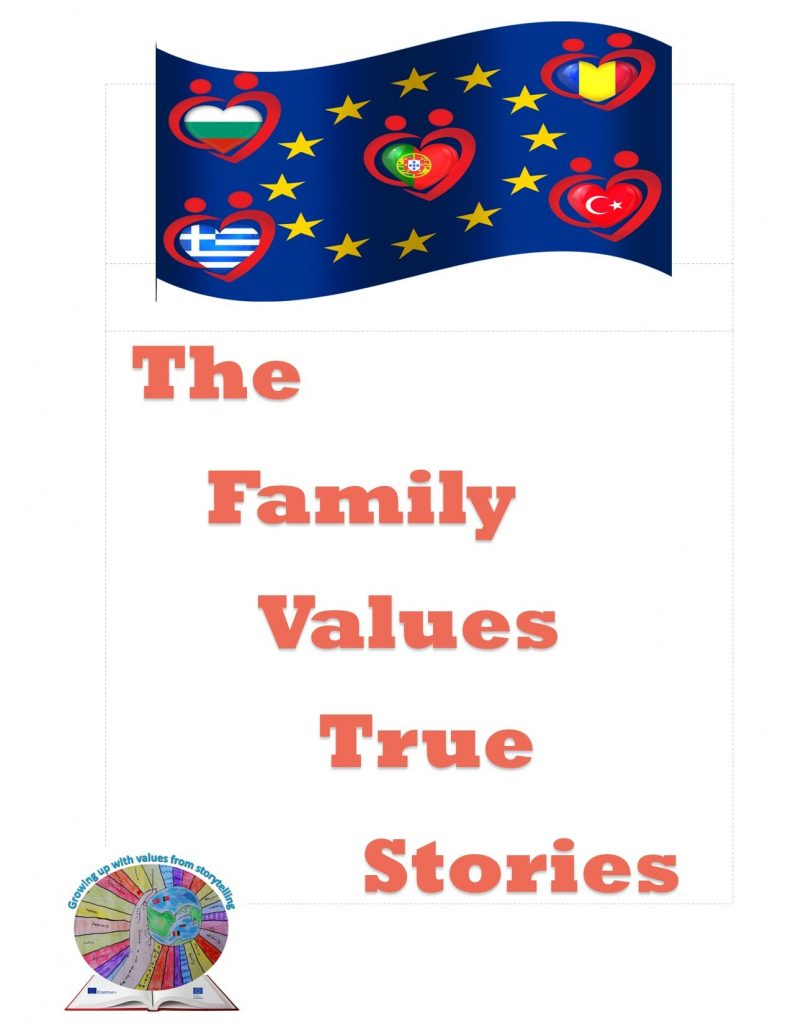 Growing up with Values from Storytelling - Greece - December 2020 - Month of Family - Family Values