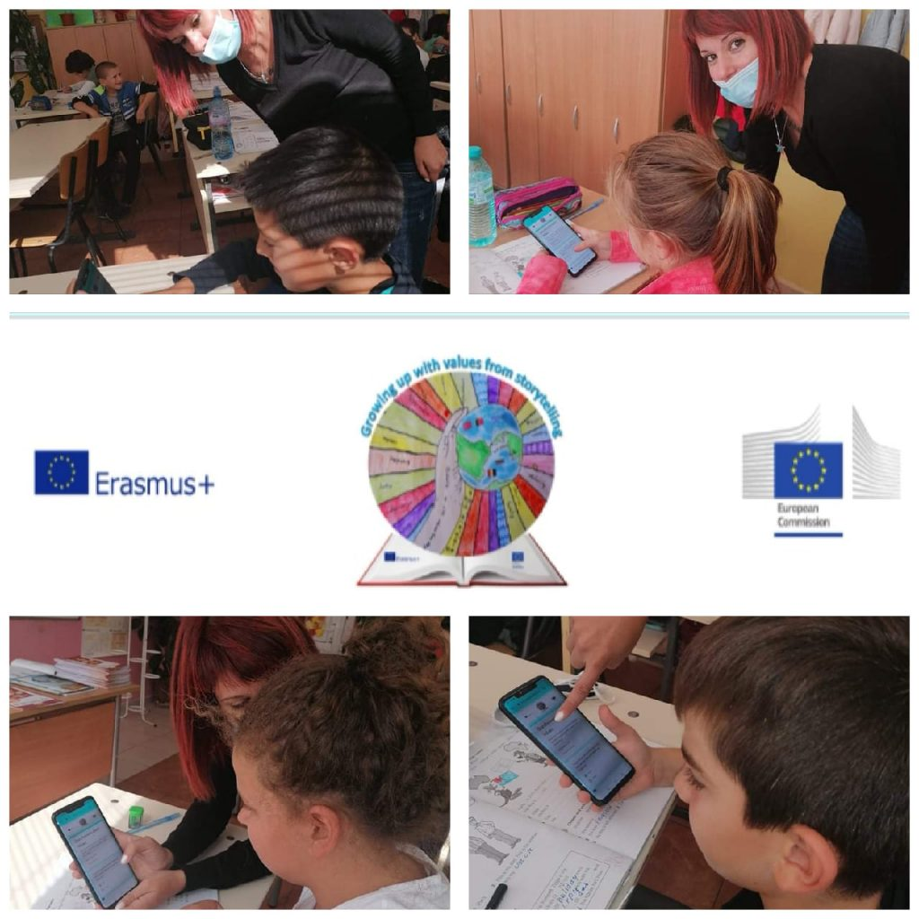 Growing up with Values from Storytelling - Bulgaria - September 2020 - Month of Responsability - Questionnaires