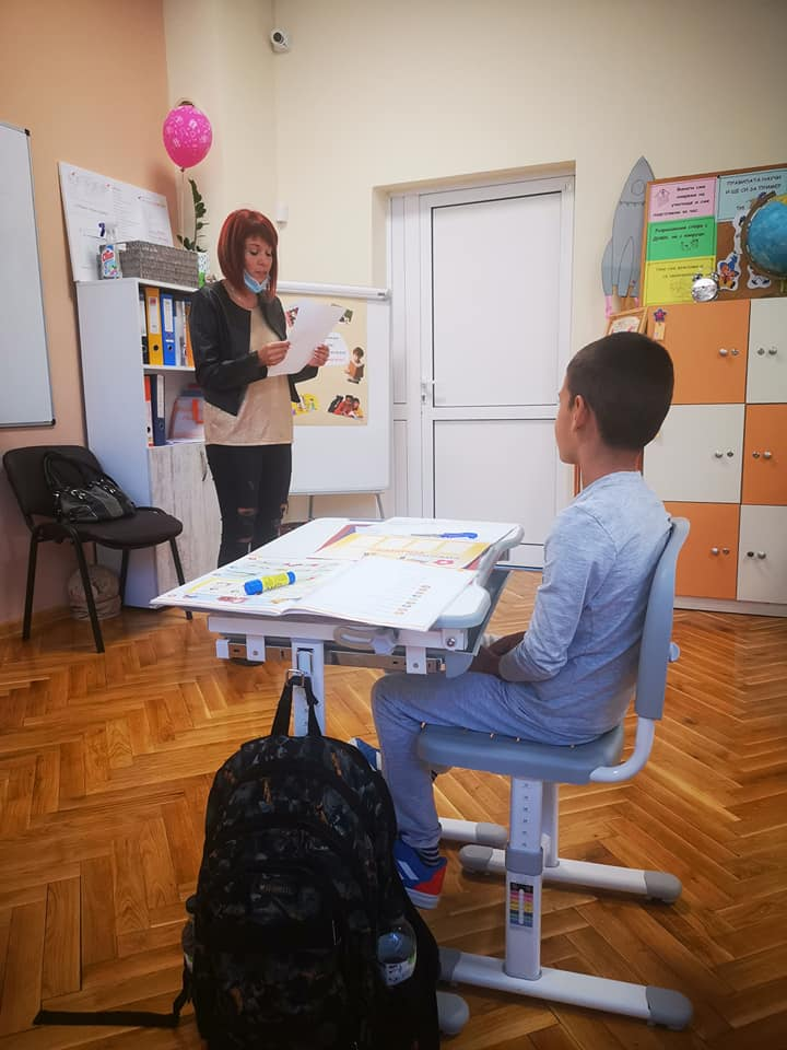 Growing up with Values from Storytelling - Bulgaria - September 2020 - Month of Responsability - Story