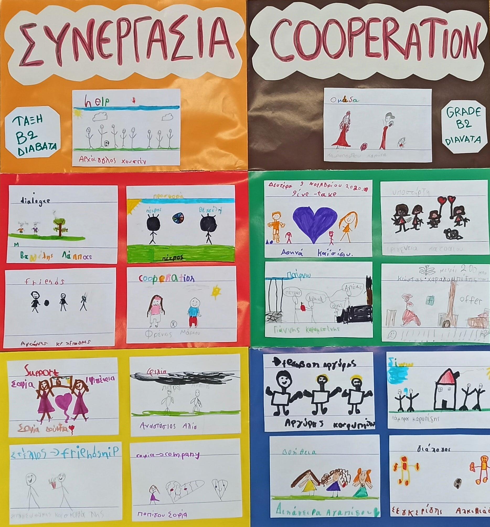 Greece – Cooperation